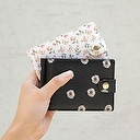 D.LAB Flower pattern money clip 머니클립 - 4 type
