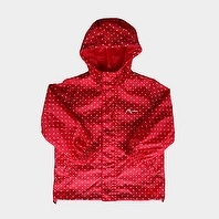 [마이민] dot wind breaker (red)