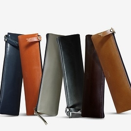 D.LAB Leather pencil case 가죽 필통 - 6 color